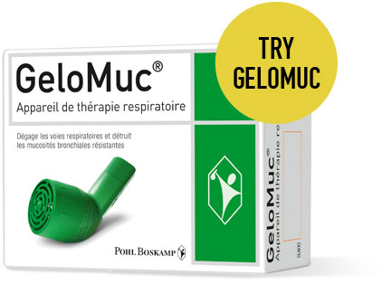 GeloMuc : Un mucolytique